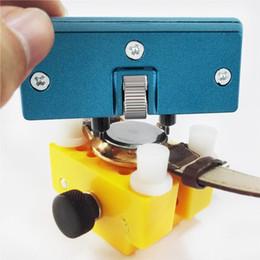 8e48d4391 2018 Reloj RepaTools Set Abridor de la caja del reloj Conjunto de  dispositivos de apertura de la tapa trasera Kit Herramientas de cambio de  batería rebajas ...