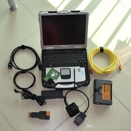 Wholesale Used Diagnostic Tools - for bmw diagnostic tool for sale bmw icom a2 with laptop cf30 ram 4g hdd 500gb ista expert mode ready to use