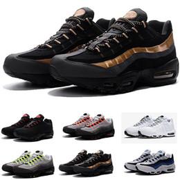 95 scarpe Sconti nike 95 Scarpe da corsa da uomo di alta qualità Airs  Cushion 95 4622b034787