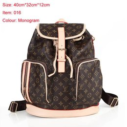 Wholesale Vintage Heart Buttons - Hot Fashion Luxury Brand Backpack Style PU Leather High Fashion Designer Backpack Bags Fashion Women Men School Bags handbag Travel Bags