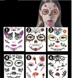 Tek Kullanımlık Göz Farı Sticker Sihirli Göz Yüz Dantel Stil Güzellik Makup Sahne Cadılar Bayramı Partisi Için Su Geçirmez Geçici Dövme nereden çocuk kitapları tedarikçiler