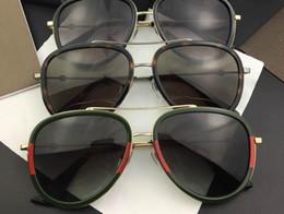 Vente chaude 0062 abeille conception marque femmes lunettes de soleil surdimensionné cadre lunettes de soleil de mode femme bonne qualité conduite lunettes avec logo ? partir de fabricateur