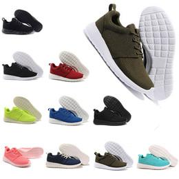 2019 las tapas de las mujeres venden al por mayor Venta al por mayor 2018 Nueva alta quailty top Summer Run Zapatillas de deporte de moda para mujer para hombre London Run zapatillas deportivas para correr zapatillas para jóvenes 36-45 rebajas las tapas de las mujeres venden al por mayor