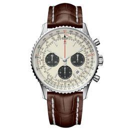 Brietling orologi da uomo di lusso orologi al quarzo marca famosa moda 316 acciaio inossidabile impermeabile orologio aaa qualità da i ragazzi impermeabili guardano verdi fornitori