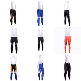 Wholesale Bike Warmers - QUICK STEP Multiple team cycling (bib) pants Cycling Clothing Windproof Warm Mountain Road Bicycle Bike Quick-Dry Bicycle Sportwear C3037