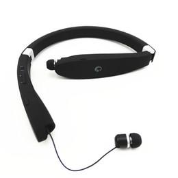 2019 fones de ouvido retrácteis auscultadores SX-991 Esportes Fones De Ouvido Bluetooth Retrátil Dobrável Neckband Headset Sem Fio Anti-lost In Ear Fones De Ouvido Auriculares desconto fones de ouvido retrácteis auscultadores