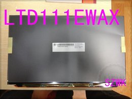 Wholesale new hp laptop notebook - LTD111EWAX LTD111EWAS 11.1 inch LCD screen The laptop screen Brand New A+ For SONY VGN-TZ Series notebook display