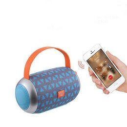 Canada Haut-parleur extérieur sans fil Bluetooth TG112 Mini haut-parleur Bluetooth Super Bass stéréo étanche Radio FM DHL livraison gratuite Offre