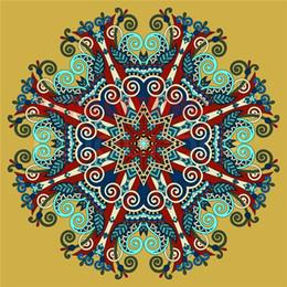 Wholesale art paintings flowers - Diy diamond painting cross stitch kit rhinestone full round&square diamond embroidery flower art home mosaic decoration gift AA0071