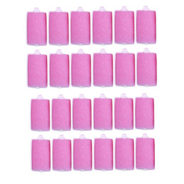 foam hair rollers curls Coupons - 12Pcs Lot Sponge Hair Styling Curler Roller Home DIY Big Wave Hair Curl Maker Foam Roller Natural Beauty Tool