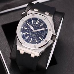 Canada Grand vente de luxe marque montre hommes Open back 42mm automatique montre de machines False watch chêne aaa horloge AAA mouvement de balayage montres 83 cheap open watch men Offre