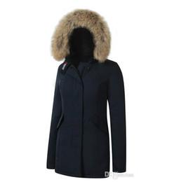 Canada Mode Woolrich Femmes Arctique Anorak Down doudoune Femme hiver duvet d'oie 90% extérieur épais Parkas Manteau Femmes manteaux chauds outwear C0062 supplier arctic goose jackets Offre