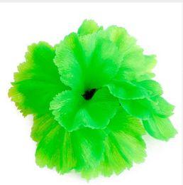 2019 pesce giallo del serbatoio 1PC Silicone Simulazione Morbido Acquario Serbatoio di Pesce Decor Corallo Artificiale Pianta Ornamento Sott'acqua Acuario