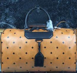 Canada 2018 sac de voyage haut de gamme coréen chaud, sac de voyage en cuir grande capacité imprimé cheap suitcase large Offre