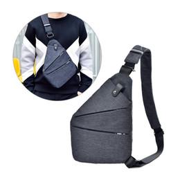 d3d979a37353d kleine tasche telefon mann Rabatt Wasserdichte kleine Sport Brusttasche  Sporttaschen Frauen Männer eine einzelne Schulter Outdoor