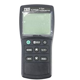 Argentina Termómetro digital TES-1319A K Tipo Termopar Termómetro Resolución intercambiable 0.1 ° / 1 ° Suministro