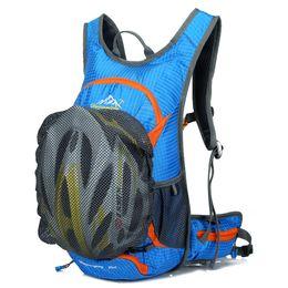 2019 sac de sac à dos de camping de montagne Sac de vélo de montagne en plein air de vélo de sport imperméable respirant sac à dos de randonnée randonnée camping sac à dos Knapsack sac de sac à dos de camping de montagne pas cher