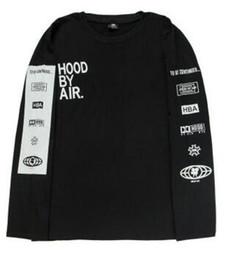 Capa roupa homem on-line-Novo 2017 dos homens capuz por ar de manga longa camisetas homem hip hop camisetas sido trill impresso tshirts camisetas de roupas de homens