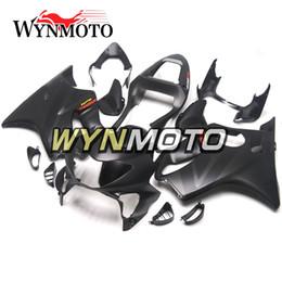 2019 carenagem de ninja roxo Fosco Preto Completo Carenagens Para Honda CBR600F4 1999 2000 Injeção De Plástico ABS Corpo Kit Painel Carrocerias Carcaças Kit