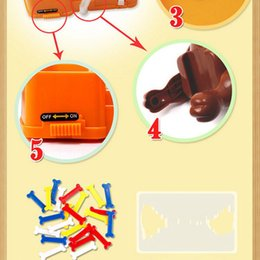 Wholesale Novelty Board Games - Sh! Don't wake the dog! Beware of the Dog Board Games Novelty Funny Toys For Children Birthday Gift Party