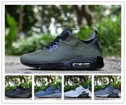 Wholesale Fashion Essentials - Wholesale New arrival top quality sport cheaper air mens running shoes brand fashion men trainers 90 ULTRA 2.0 ESSENTIAL sneakers size 40-45