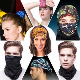 White Lotus And Koi Headband Face Mask Bandana Head Wrap Scarf Neck Warmer Headwear Balaclava For Sports