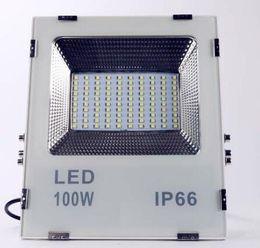 Wholesale Led Light Flood - LED Flood Light, 100W(500W Halogen Equiv), IP65 Waterproof Outdoor Work Lights, 6500K Daylight White, Outdoor Floodlight for Garage, Garden