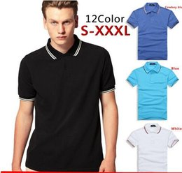 Wholesale Drop Shipping Shirts - Hot Sale Luxury Brand perry 2018 Summer Polo Shirt Men Short Sleeve Sport Polo Man Coat Drop Free Shipping