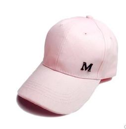 Deutschland neue rosa Grils Hüte Brief feste Kappen Sommer guter Preis Versorgung