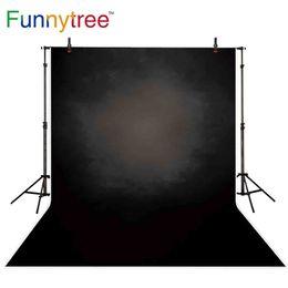 Funnytree фоны для фотостудии чистый цвет старинные черный профессиональный фон photobooth photocall печатных от Поставщики окрашенные фотографические фоны