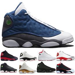 Canada Chaussures de basket 13 13s 3M GS Hyper Royal Royal Italy Blue Sneakers Bordeaux DMP Blé Olive Ivoire noir hommes chaussures de sport cheap ivory shoes for women Offre