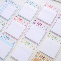 Lista de crianças on-line-Kawaii bonito diário planejador livro lista de compras memo pad post it note agenda para crianças coreano papelaria frete grátis 4009