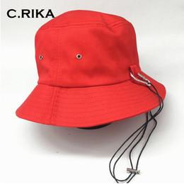 72ce1222e717d 2018 BTS Sunscreen Men Women K POP hip hop Bucket Hat Caps Summer Autumn  Solid Color Cotton Fisherman Panama High Quality Hats D18110601