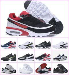 sale retailer d559e cbc8a 2019 Novità AIR 91 Classic BW Premium Scarpe da trekking da uomo Scarpe da  corsa Maxes Sneaker economici Scarpe da corsa TN Zero 270 Oreo scarpe bw ...