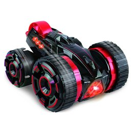 Wholesale Remote Control Stunt Car - 30KM   H High Speed Remote Control Car 6CH Stunt Sport Utility Vehicle (with LED light + rechargeable battery + charger) RC Car