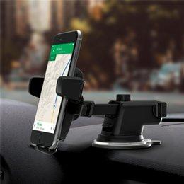 Vente chaude Facile One Touch 3 Voiture Support Universel Support de Téléphone pour iPhone X 8/8 Plus 7 7 Plus Samsung S9 S9 Plus S8 S8plus ? partir de fabricateur