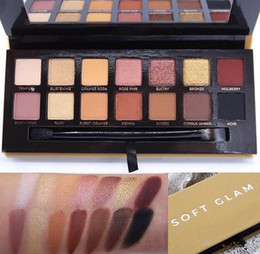 Wholesale Modern Quality - Best Quality Retail New Soft Glam 14 Colors Shimmer and Matte Eye Shadow Palette VS Modern Subculture Prism