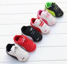 новорожденная зимняя обувь Скидка Мода Новая Осень Зима Детская Обувь Девочки Мальчик Первые Ходунки Новорожденные Обувь 0-18 М Обувь Первые Ходунки