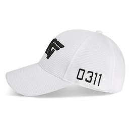 Wholesale Golf Clubs Brand - GOLF CLUBS 0811 CAPS FOR MEN Sports Outdoors BEST BRAND HATS Snapbacks GOLF PXG Adjustable 1pcs free shipping