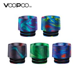 Наконечник VOOPOO Resin 810 для резервуара UFORCE / UFORCE T1 Цветной внешний электронный наконечник запасной части для запасных частей для сигарет 1 шт. В упаковке от Поставщики смесь материалов