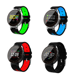 Wholesale heart rate monitor for iphone - L8 Smartwatch With Round Touch OLED Screen For Andorid Iphone Heart Rate Fast Charging Sleep Monitoring Camera Luxury Men Women Watches
