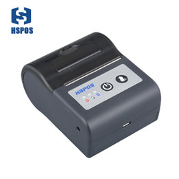 Wholesale Portable Barcode - Waterproof mini barcode label printer equipped with lithium battery portable voucher wifi thermal printer used for outdoor usage