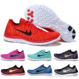 Wholesale Shoe Air Foam - New Arrive mens Running Shoes breathable Sports Sneakers Men Air Shoes 4.0 Mesh Casual EUR 40-44
