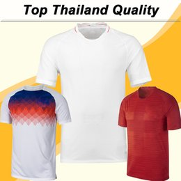 Wholesale Mens Xl Suits - 2018 World Cup KANE STERLING Soccer Jersey ROONEY VARDY Home Away Mens Football Jerseys RASHFORD National Team Training Suit Shirt