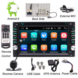 """Wholesale video camera app - Double DIN Android Stereo Receiver In Dash Car Head Unit car DVD Player & Rearview Backup Camera 6.2"""" Touchscreen Wi-Fi Web Browsing App"""