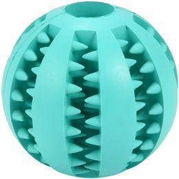 2019 reinigungsmittel für hunde Gummiball kauen Spielzeug Haustier Hund Spielzeug Gummiball Spielzeug ungiftig Biss resistent Hüpfburg für Zähne Reinigung Heimtierbedarf günstig reinigungsmittel für hunde