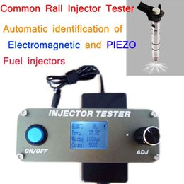 2019 universeller schlüsseltransponder Neuestes Produkt! DCRI188 Antrieb elektromagnetischer und piezoelektrischer Injektor Tester, Common-Rail-Injektor Tester Tragbare Diesel-Detektor