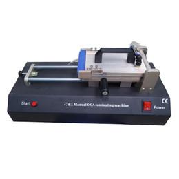 Máquina de laminação oca on-line-Novo Embutido Máquina de Laminação Filme OCA Polarizador OCA para Filme LCD OCA Laminador 110 V / 220 V Para iPhone 6 6 S Plus LCD reparação
