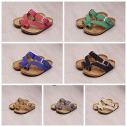 4dbff388c560dc 2019 kinder pu sandalen jungen Heißer Verkauf Kids Sandles Flip-Flops  Sandalen Strand Rutschfeste Hausschuhe