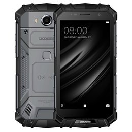 Wholesale Quick Gps - Doogee S60 Lite 4G Smartphone IP68 Waterproof FHD 5.2 Inch Android 7.0 Octa Core 4GB+32GB NFC 12V 2A Quick Charge 5580mAh